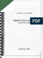 Drept Financiar Note de Curs