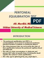 Dr Merikhi PET