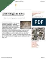 LIBIA 2014 Archeologia Museo Nazionale Luigi Pigorini Roma