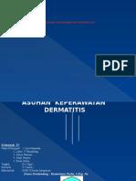 Askep Keperawatan Dermatitis