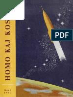 Homo Kaj Kosmo - 1963-1