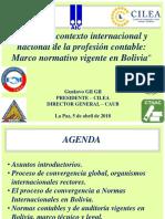 10. Gustavo Gil Gil - Seminario UMSA%2c 5 Abril 2018