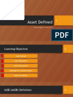 PPT TAK- Asset Defined & Recognition