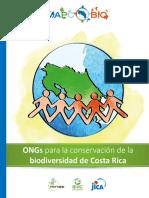 ONGs Para La Conservacion de La Biodiversidad