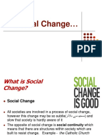 6 Social Change