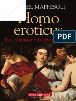 Homo Eroticus Des Communions Emotionnelles