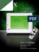Thermostat 57X113220000
