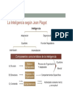 Inteligencia Jean Piaget