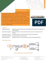 Raisecom TDM Over IP - RC1201 Series