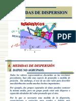 Estadística -Medidas de Dispersión