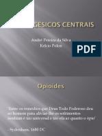 Analgésicos Centrais 2.0