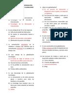 Cuestionario - Tic