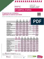 Info Trafic - Axe l Orleans - Toury (Paris) Du 23-04-2018_tcm56-46804_tcm56-186792