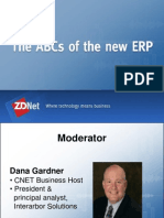 The ABCs of The New ERP