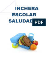 REFRIGERIO ESCOLAR SALUDABLE