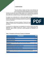 Empresa de Servicios Turísticos_Ejemplo Estudio de Mercados Parte II