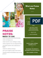 flyer praise notes 2