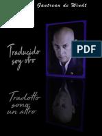 Traducido Soy Otro