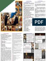 Catena, Via Crucis y Rosarios Grande Legion