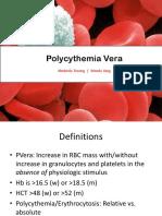 Polycythemia Vera
