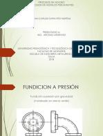 Procesos de Modelos Permanentes