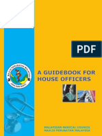 A Guidebook for House Officers