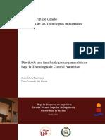 Diseño de Piezas Parametricas