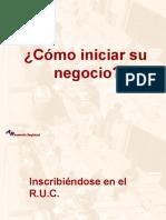 Formalizacion de Empresas Kinsa Peru