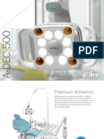LED Lights for Dental Chairs