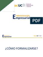 1 Formalizacion de Una Org