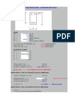 Diseño de Vigas - Eje 1
