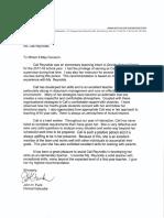 letter of recommendation - john funk