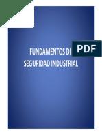 1 - Introducción a La Seguridad Industrial