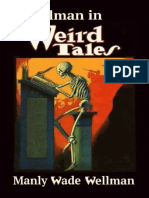 Wellman, Manly Wade - Wellman in Weird Tales