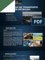 Sistemas de Transporte de Petroleo