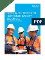 Guia Buenas Practicas Controles Criticos SSO ICMM