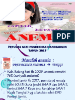 Anemia Pada Rematri