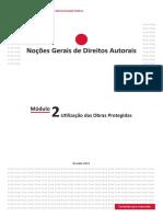 Módulo 2 - Ultilização das Obras Protegidas.pdf.pdf