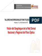 Fonie Taller 03presentacion Vision Fitel Cusco