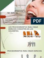 PROCEDIMIENTO PARA CREAR ESPACIOS_distalamiento _martesCEIO_completo.ppt