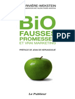 Bio - Fausses Promesses Et Vrai Marketing