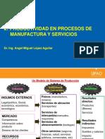 2. Unidad i Productividad en Procesos de Manufactura y de Servicios