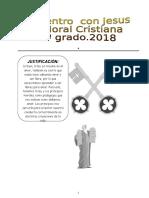 Planificacion Didactica de Segundo Trimestre 2015