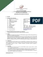 Administración Proyectos TIC 2018-I