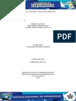 """Evidencia 7 Informe """"Análisis Del Mercado"""""""
