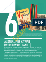 Oxford Insight History 9 Ch6 Australians at War