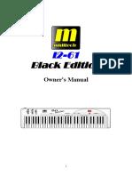 i2-61 Black Edition Manual English