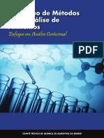 Livro de Validação de Metodos Para Analises de Alimentos
