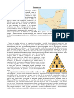 Documento Organizacion Maya