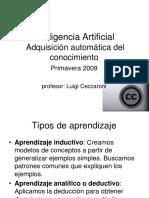6a Adquisicion Automatica Del Conocimiento (Es)